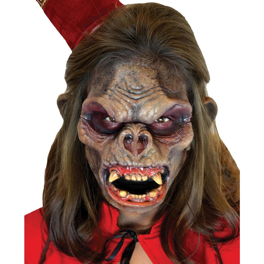 Monkey Foam Prosthetic Mask - Costume Masks Halloween costumes Halloween masks