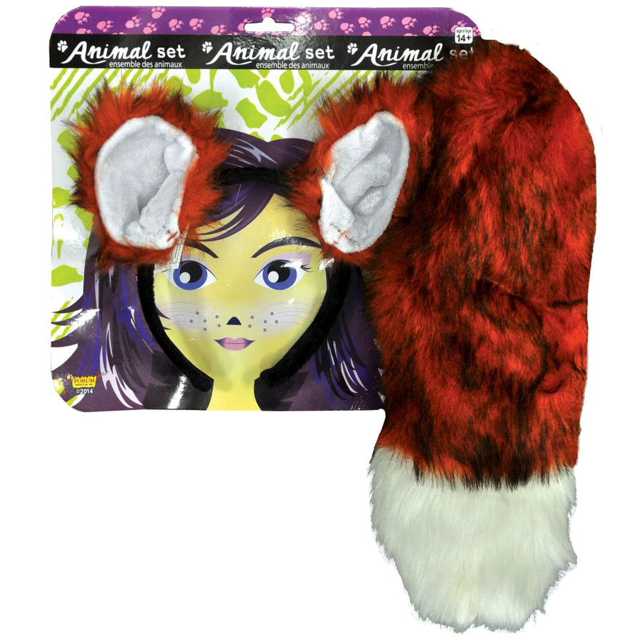 Monkey With Tail Accessory Kit - Halloween costumes New Costume