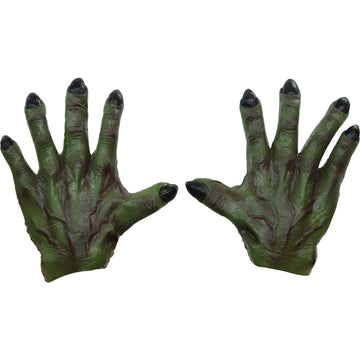 Monster Hands Latex - Ghoul Skeleton & Zombie Costume Halloween costumes Hands