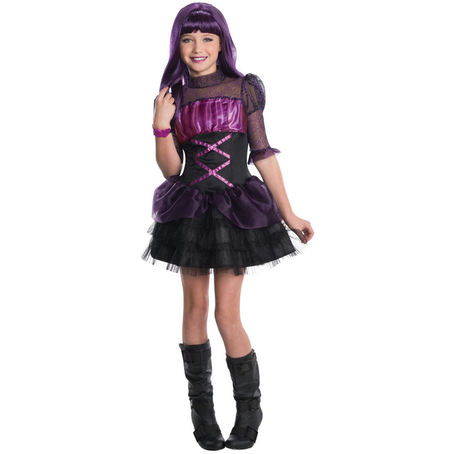 Monster High Elissabat Kids Costume Large 12-14 - Girls Costumes girls Halloween