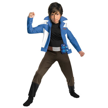 Monsuno Chase Boys Costume Medium 7-8 - Boys Costumes boys Halloween costume