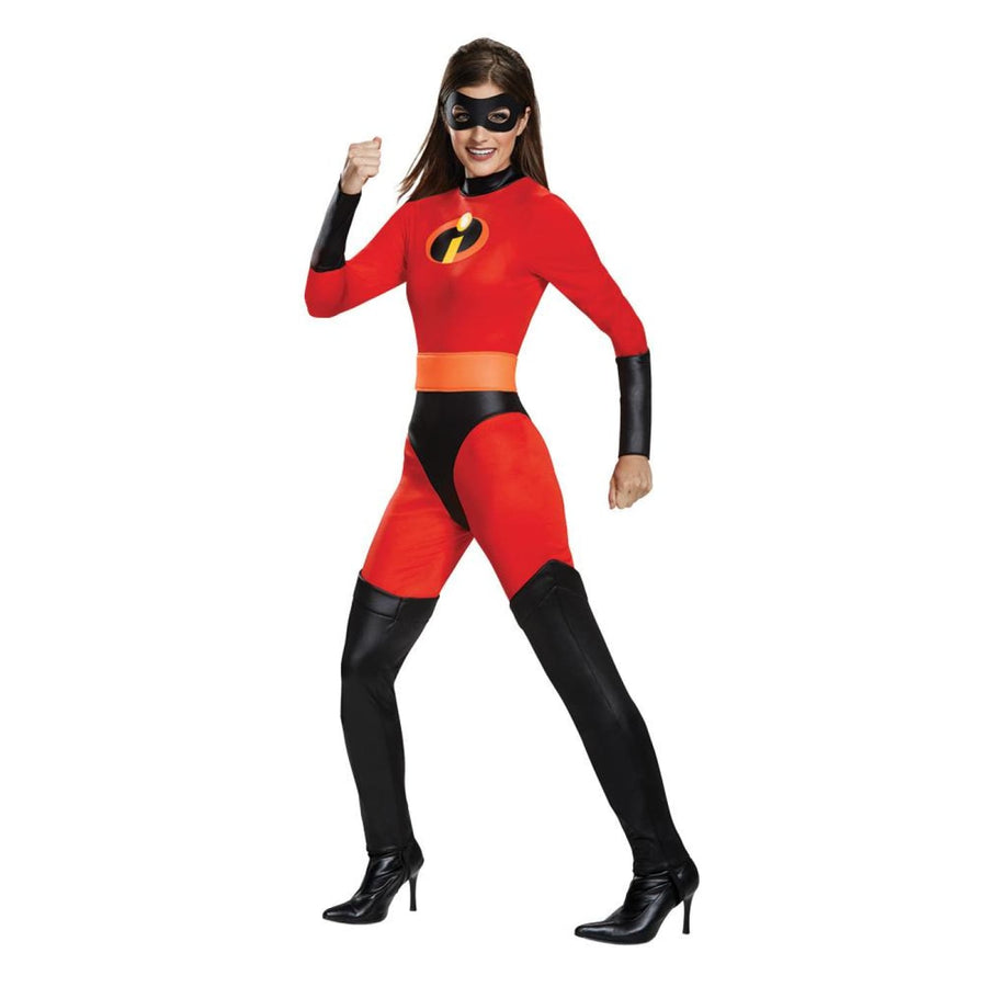 Mrs Incredible Classic Womens Costume 18-20 - adult halloween costumes Halloween