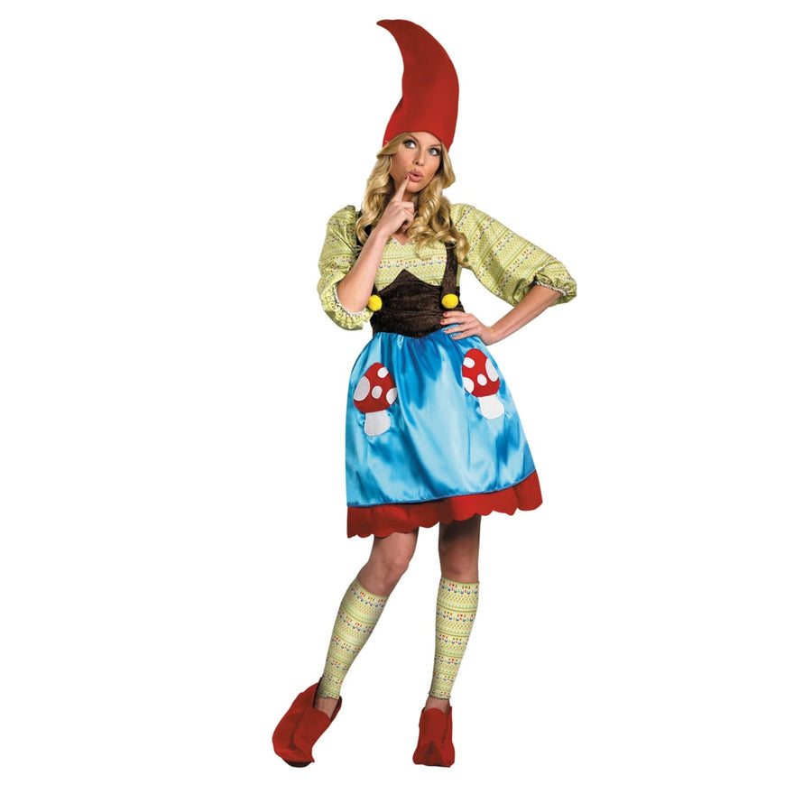 Ms. Gnome Adult Costume 12-14 - adult halloween costumes Fairytale Costume