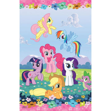 My Little Pony Party Table Cover - Birthday Party Decorations Birthday Party