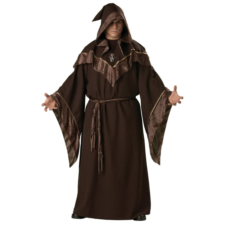 Mystic Sorcerer Adult Xxl - adult halloween costumes halloween costumes male