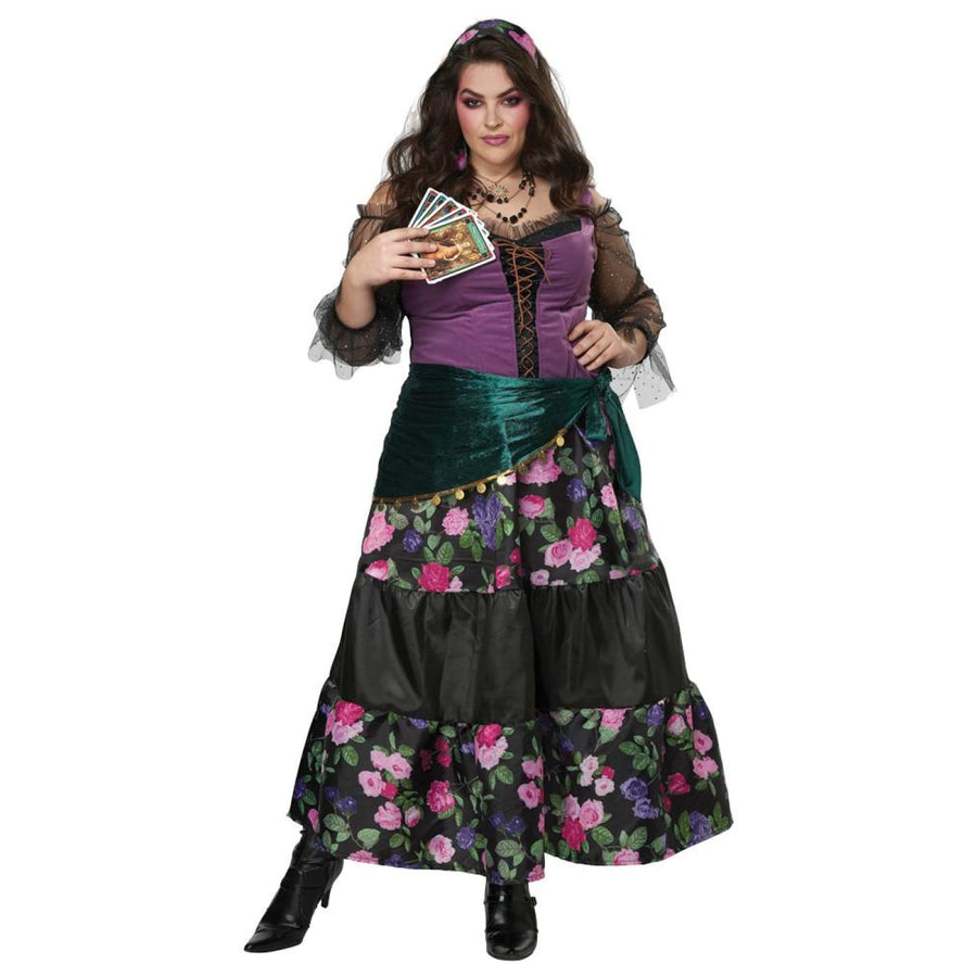 Mystical Charmer Womens Costume Plus 2X - New Costume Womens Costumes Womens