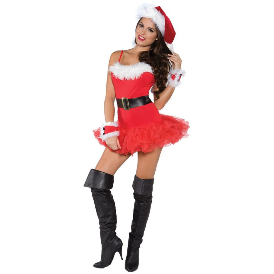 Naughty Holiday Adult Costume Large - Halloween costumes Holiday Costumes Womens