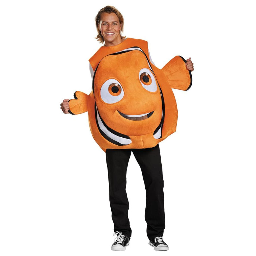 Nemo Fish Adult Costume - adult halloween costumes Animal & Insect Costume