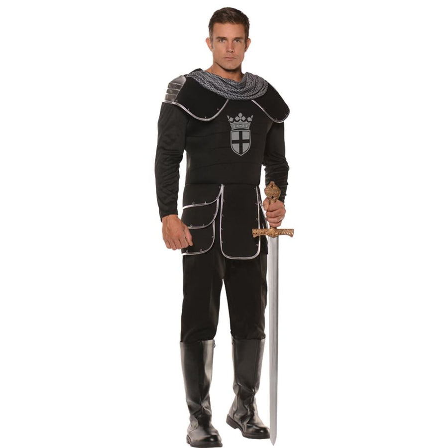 Noble Knight Adult Costume - Halloween costumes Medieval & Renaissance Costume