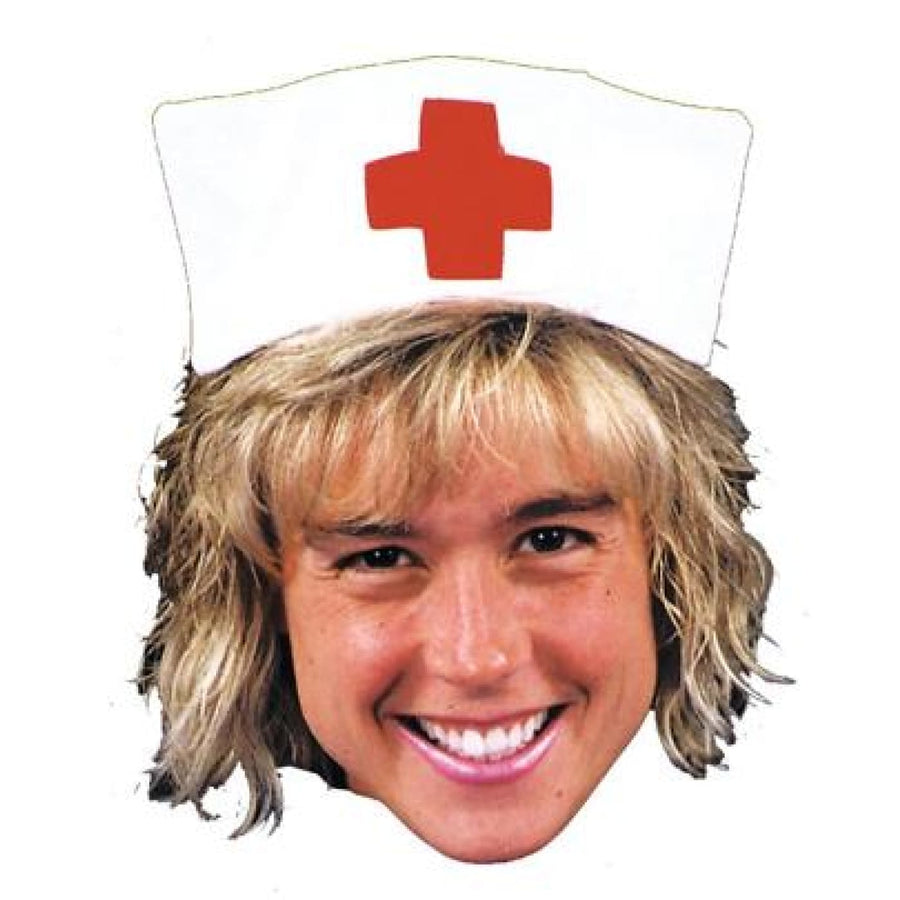 Nurse Hat - Doctor & Nurse Costume Halloween costumes Hats Tiaras & Headgear