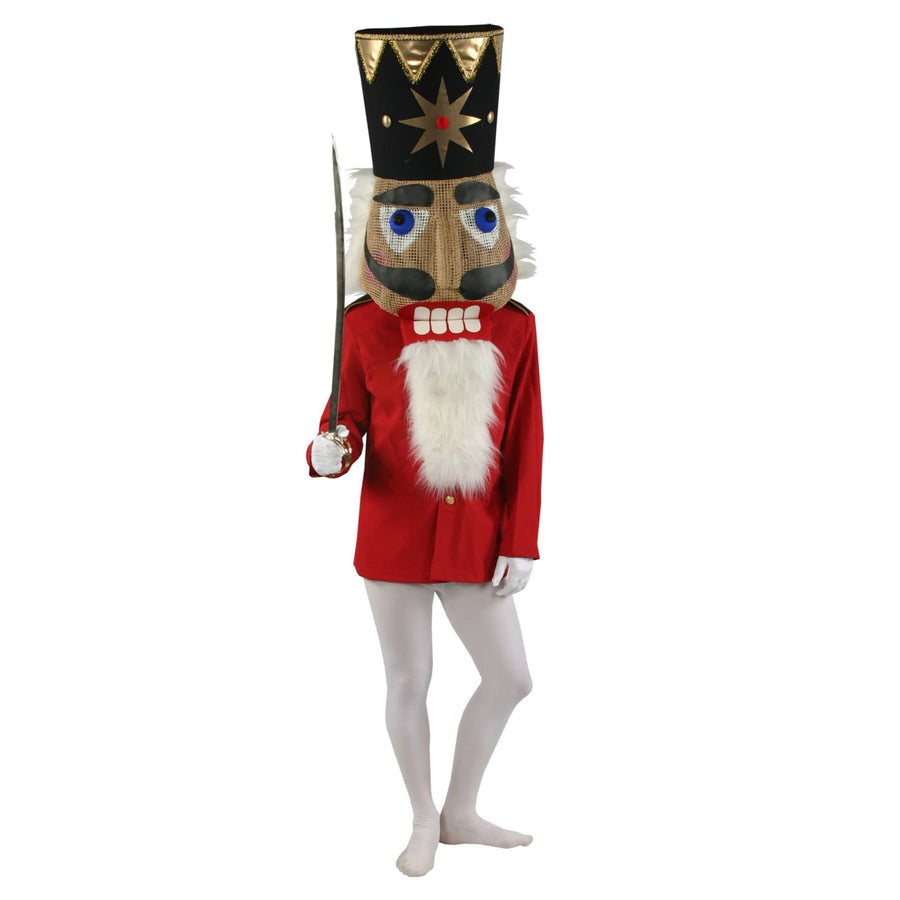 Nutcracker Mouse King Coat Xl - Holiday Costumes Tights Socks & Underwear Womens