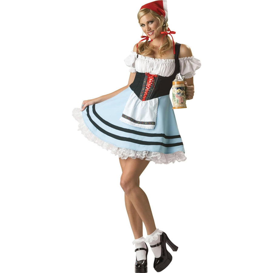 Oktoberfest Girl X-Large - adult halloween costumes female Halloween costumes
