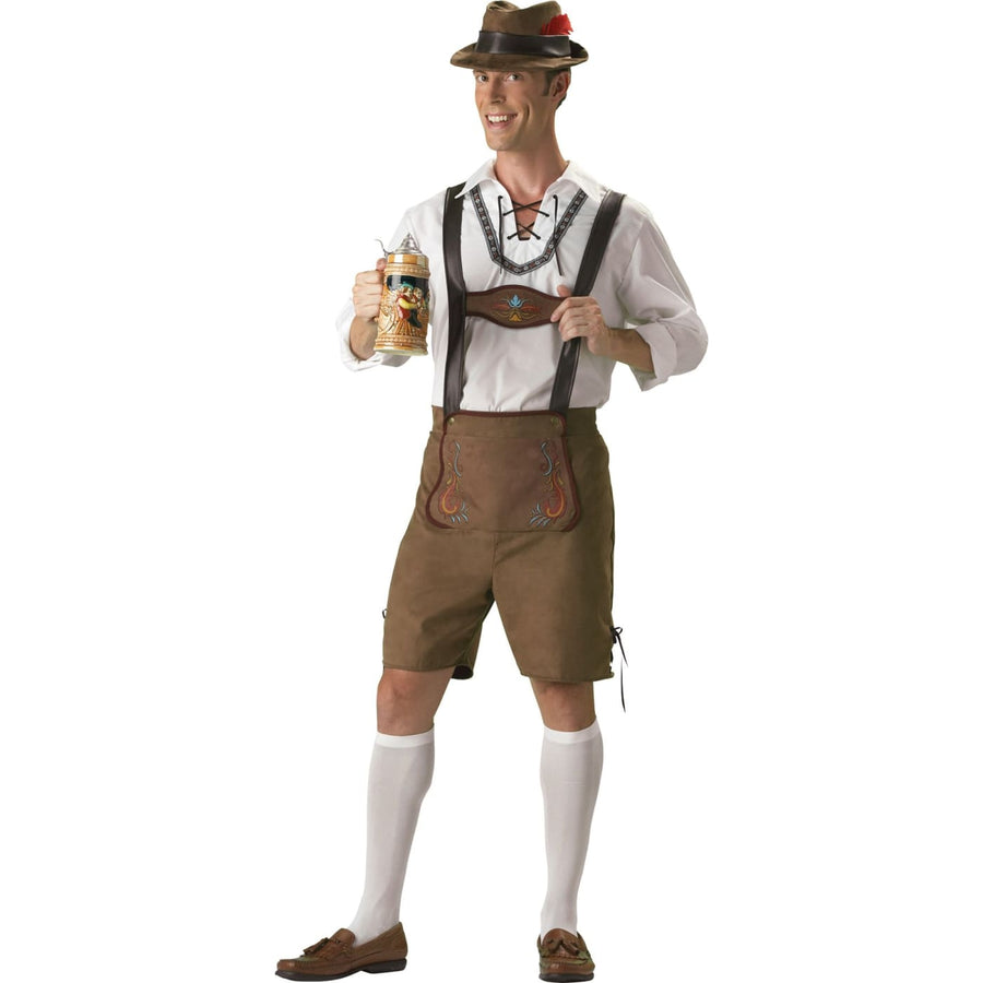 Oktoberfest Guy Large - adult halloween costumes halloween costumes Holiday