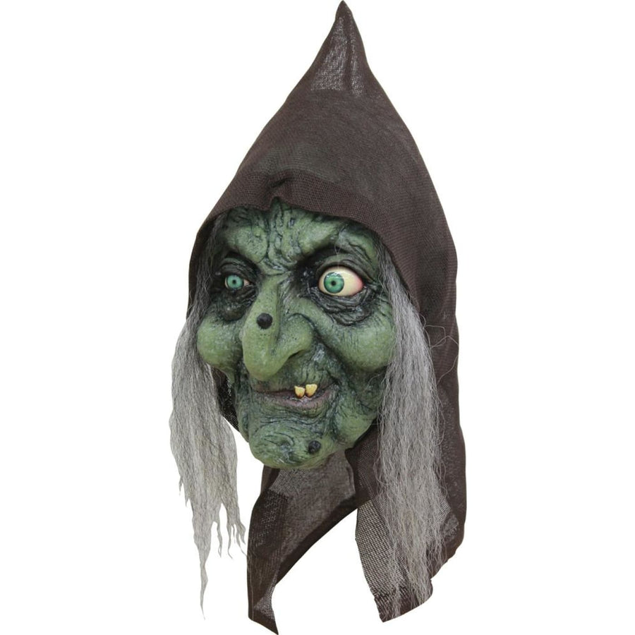 Old Hag Latex Costume Mask - Costume Masks Halloween costumes Halloween Mask