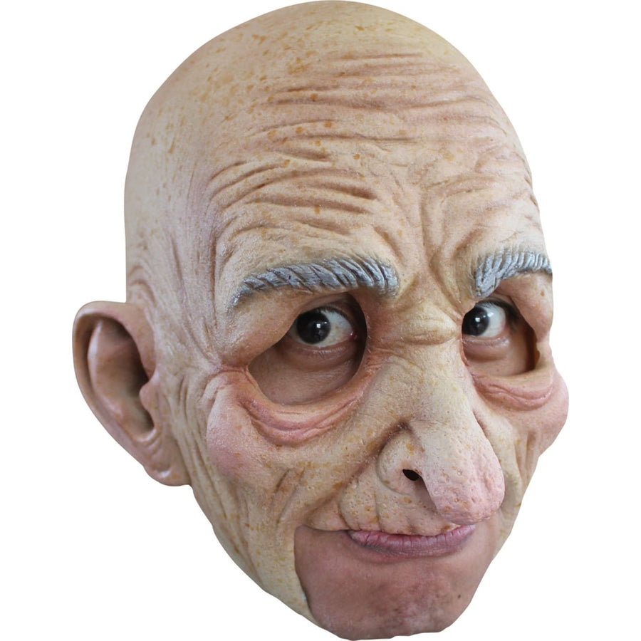 Old Man Adult Chinless Mask - Costume Masks Halloween costumes Halloween Mask