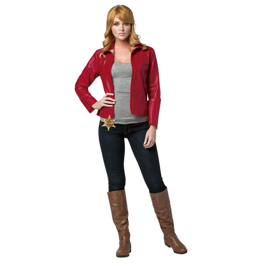 OnceUponATime Emma Adult Costume Large - adult halloween costumes Halloween