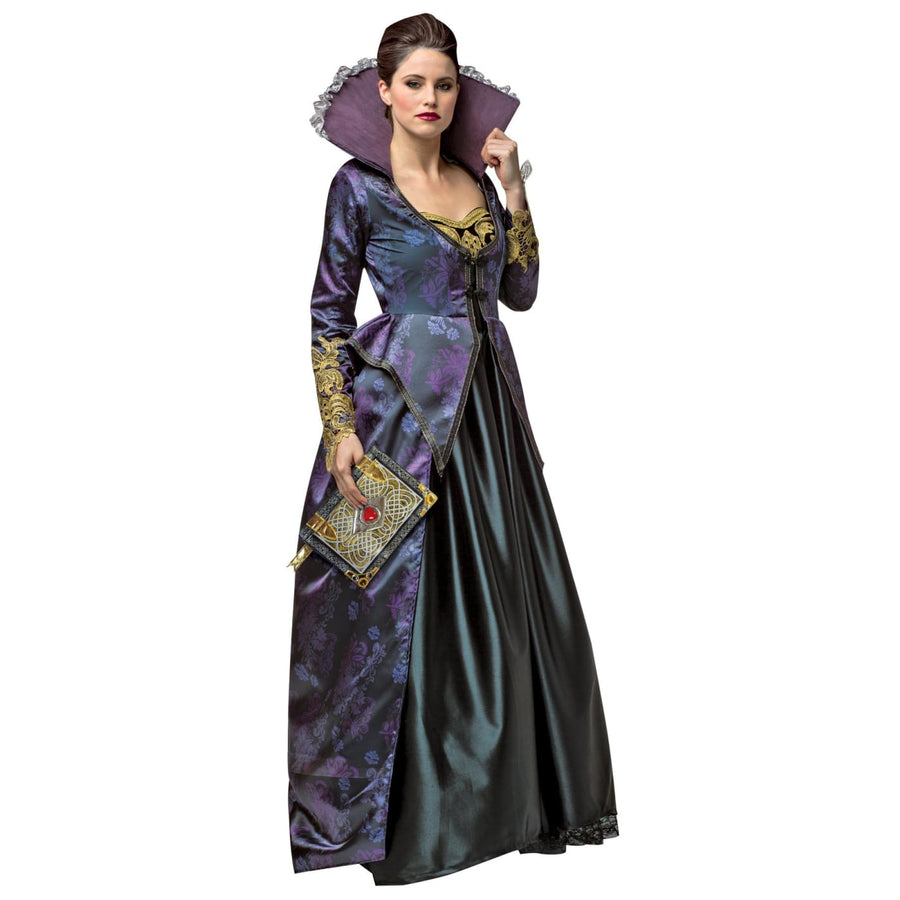 OnceUponATime Evil Queen Adult Costume Xlarge - adult halloween costumes