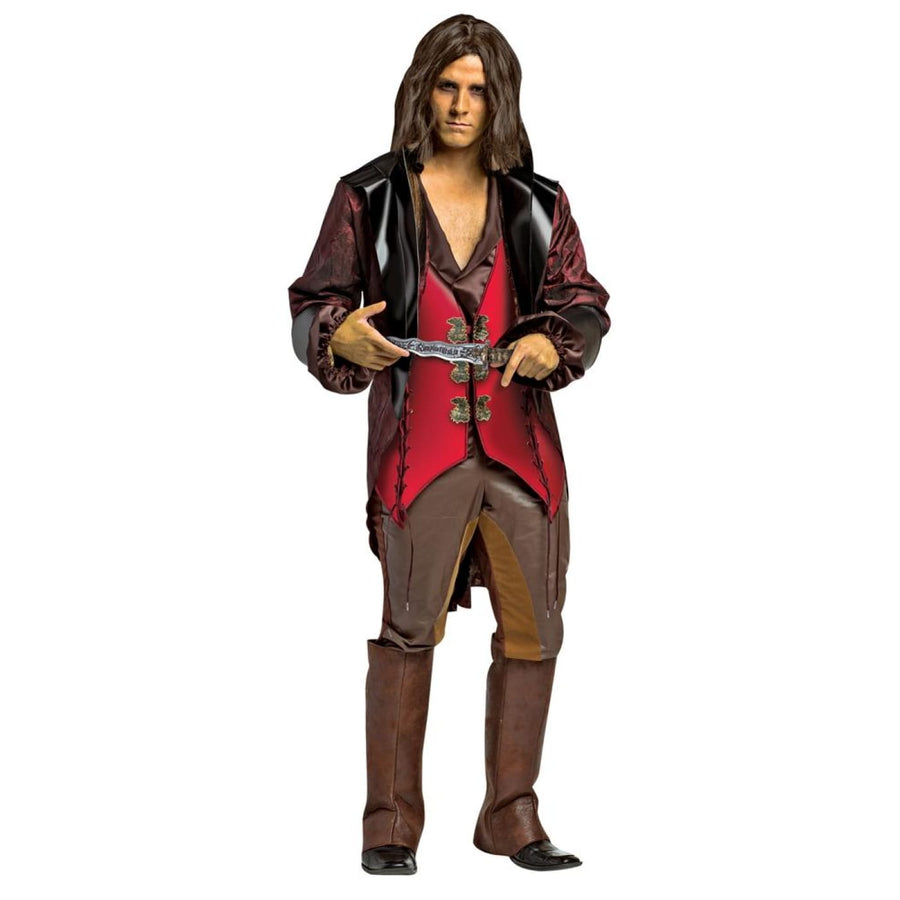 OnceUponATime Rumplestiltskin Adult Costume Large - adult halloween costumes