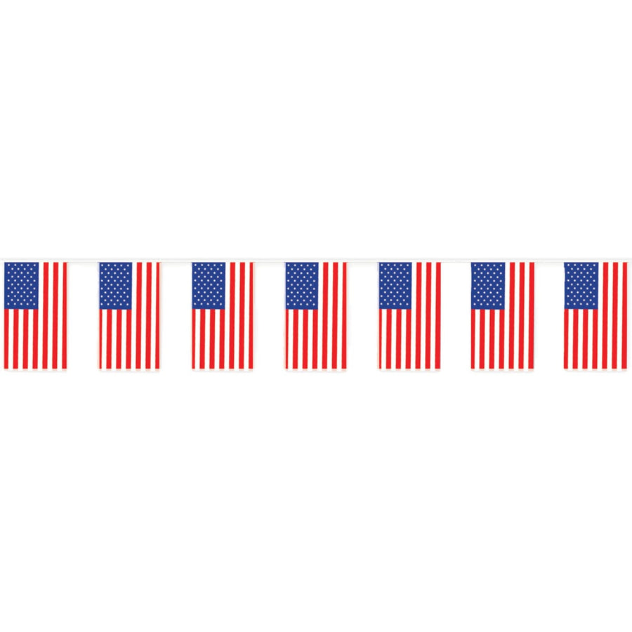 Outdoor American Flag Banner - Decorations & Props Halloween costumes haunted