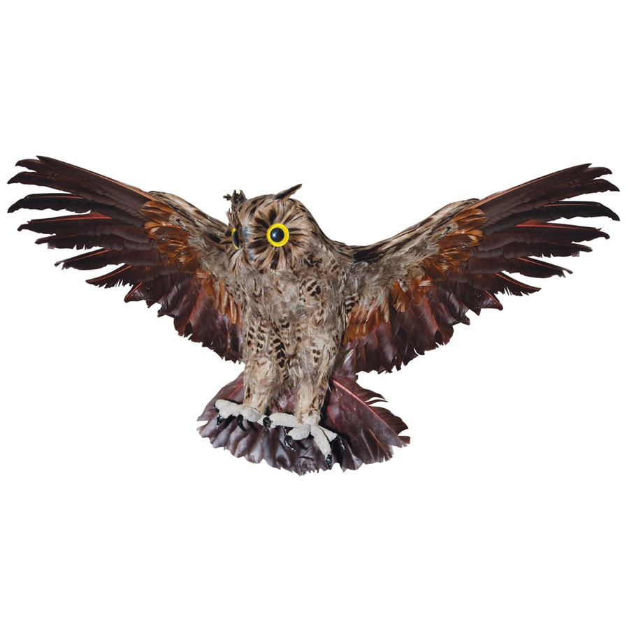 Owl Brown 19 Inch