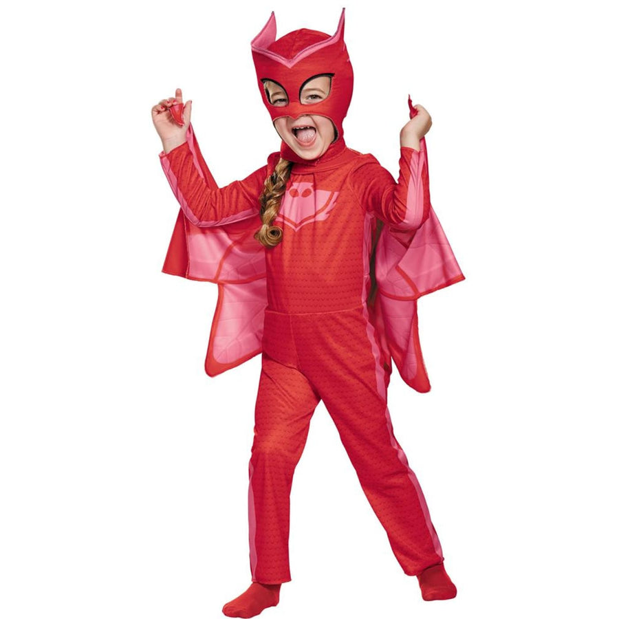Owlette Classic Kids Costume 4-6 - Girls Costumes girls Halloween costume