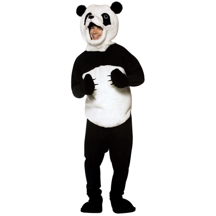 Panda Adult Costume - adult halloween costumes halloween costumes Mens Costumes