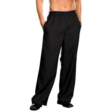 Pants Mens Black Adult Costume Large - adult halloween costumes halloween