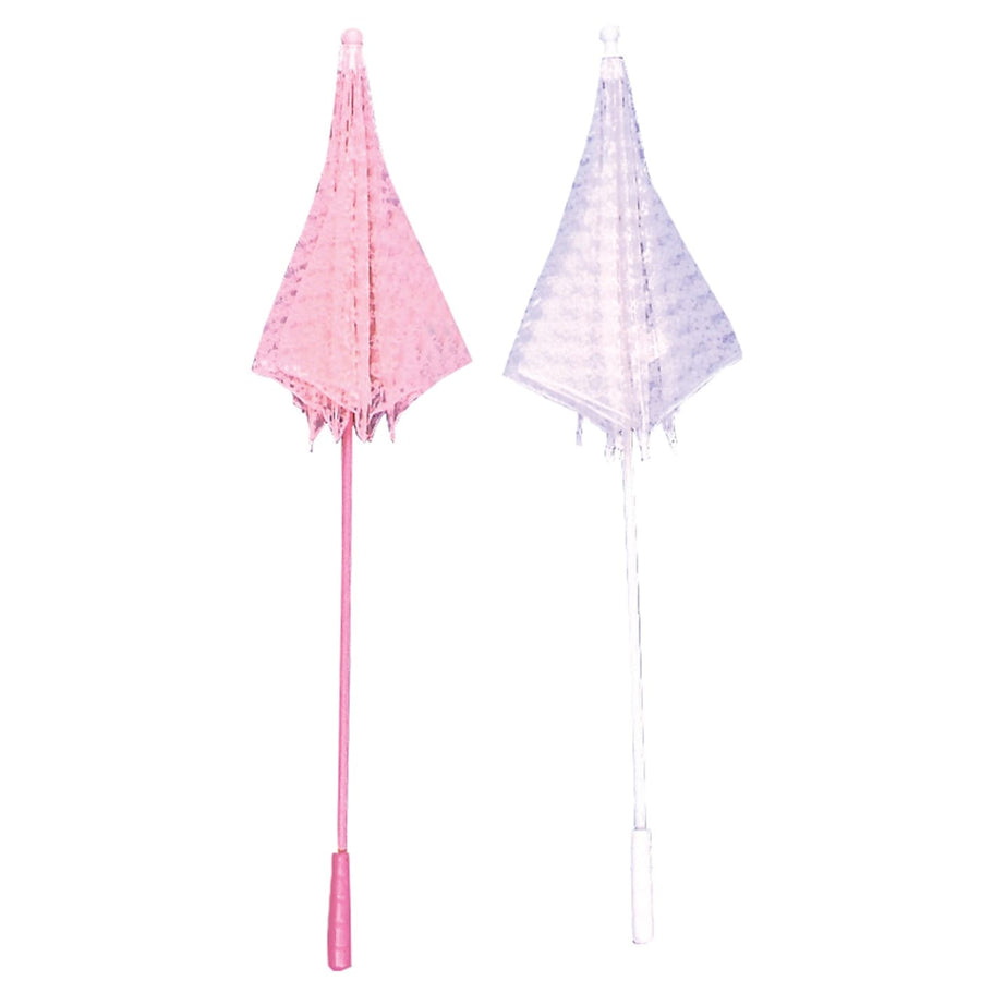 Parasol Lace Pink - Halloween costumes Miscellaneous Accessories Parasol Lace