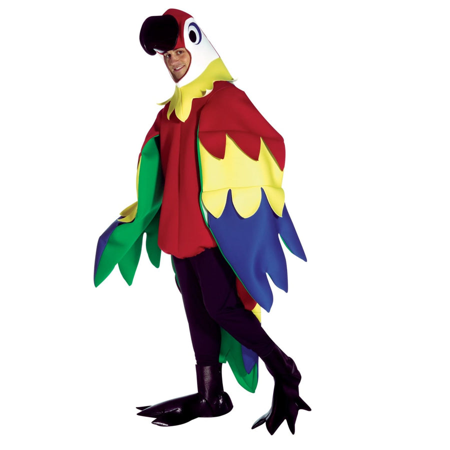 Parrot Costume - adult halloween costumes Animal & Insect Costume female