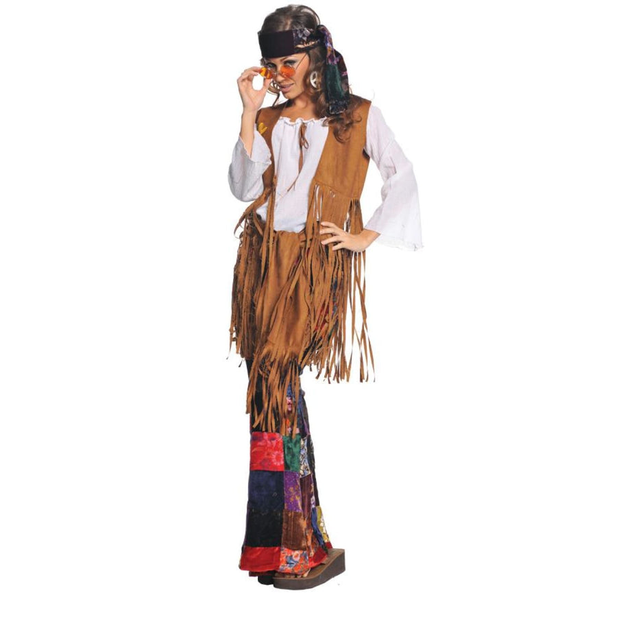Peace Out Womens Sm - 60s - 70s Costume Womens Costumes womens Halloween costume