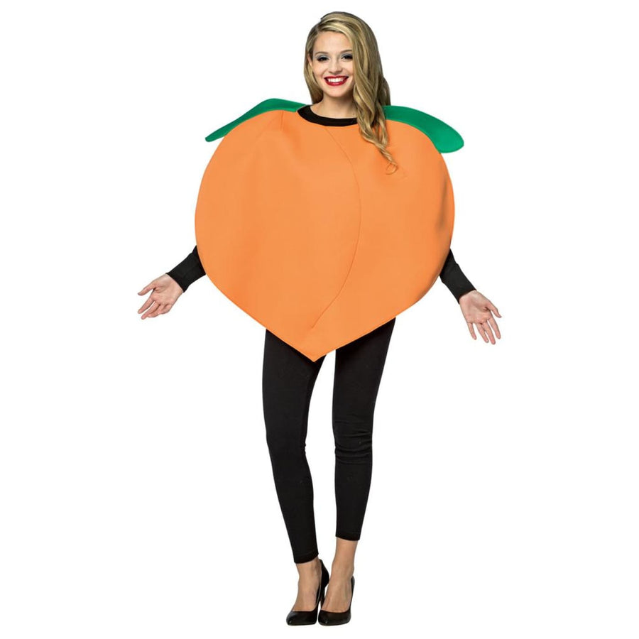 Peach Adult Costume - adult halloween costumes Halloween Costumes Womens