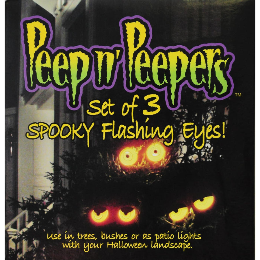Peepers - Decorations & Props haunted house decorations haunted house props