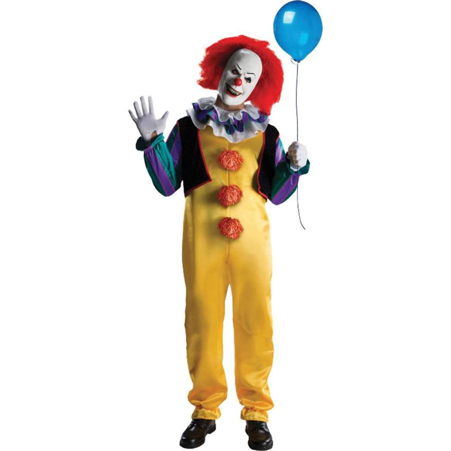 Pennywise Adult Costume Xlarge - Clown & Mime Costume clown costumes Halloween