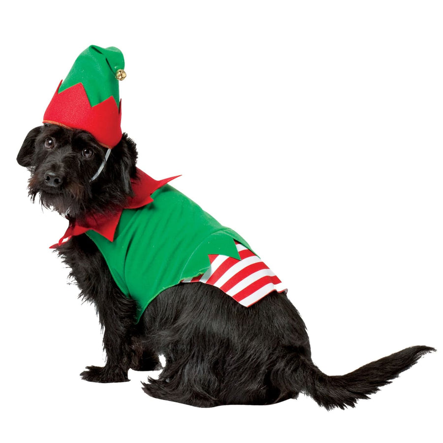 Pet Costume Elf Sm - Dog Costume dog costumes Dog Halloween Costume Halloween