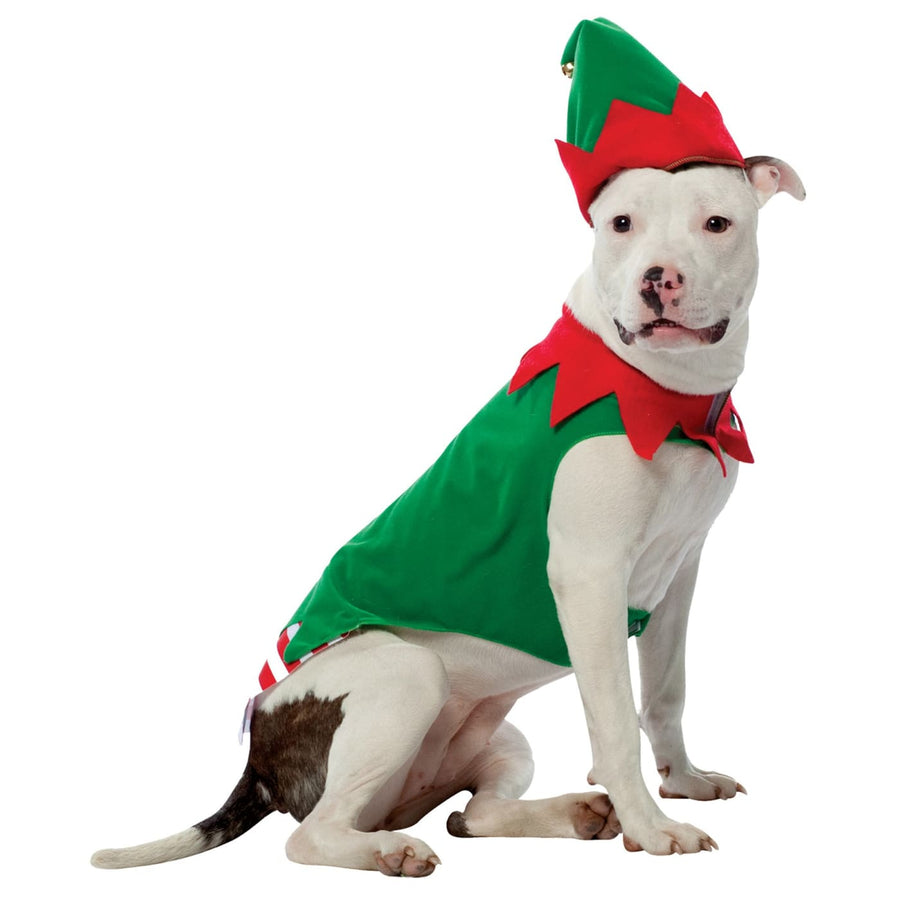 Pet Costume Elf Xl - Dog Costume dog costumes Dog Halloween Costume Halloween