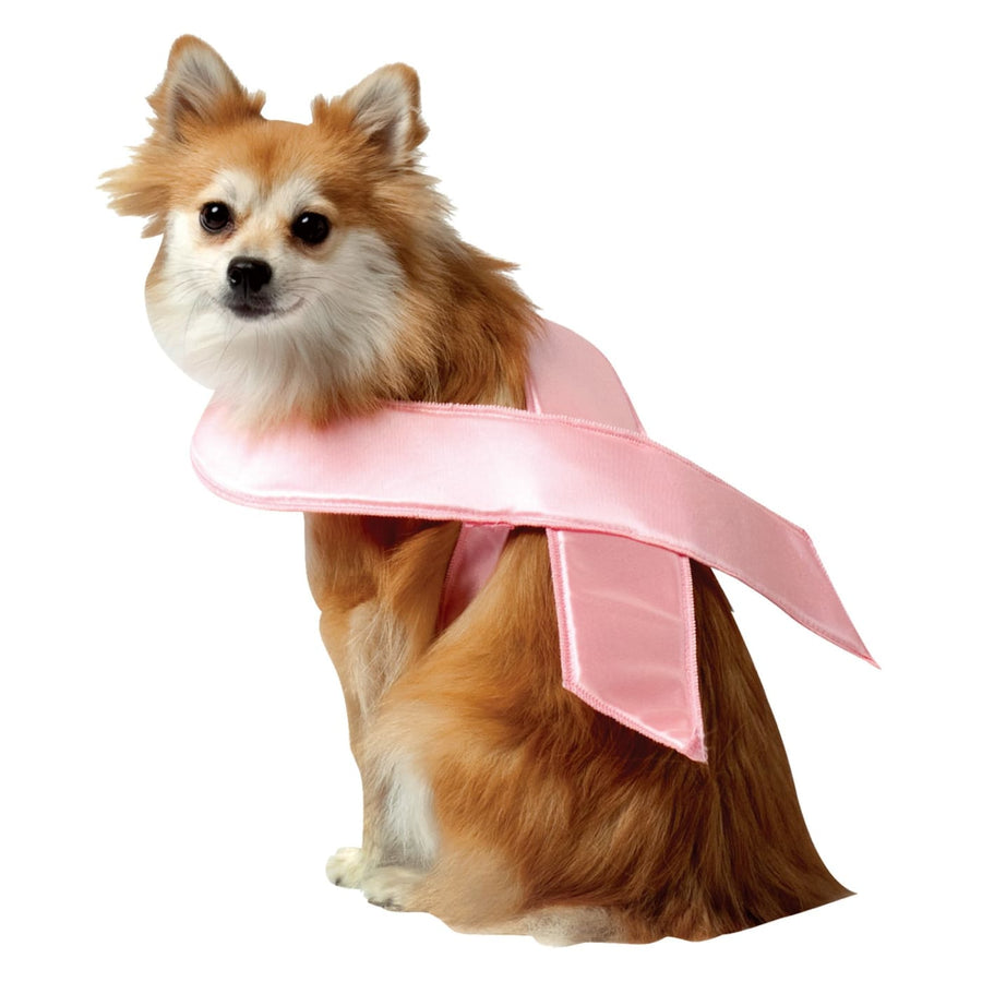 Pet Costume Pink Ribbon Lg - Dog Costume dog costumes Dog Halloween Costume