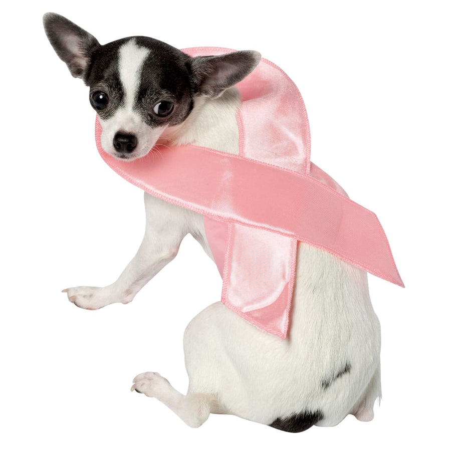 Pet Costume Pink Ribbon Xs - Dog Costume dog costumes Dog Halloween Costume