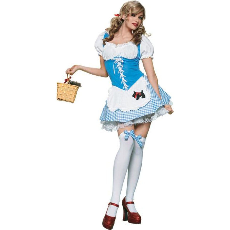 Picnic Chick Sm - adult halloween costumes female Halloween costumes Halloween