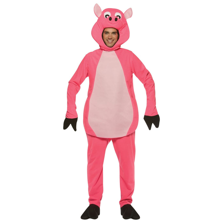 Pig Adult Costume - adult halloween costumes Animal & Insect Costume female