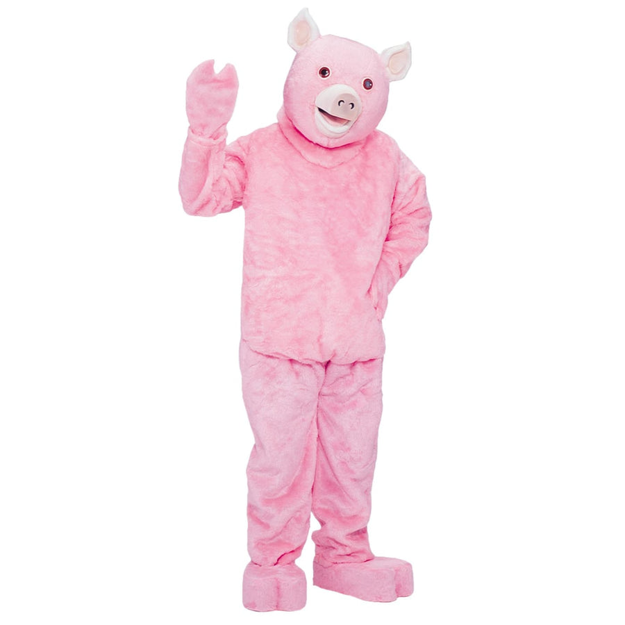 Pig Adult Mascot Costume - adult halloween costumes Animal & Insect Costume