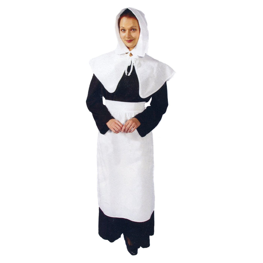 Pilgrim Lady Lg - adult halloween costumes female Halloween costumes Halloween