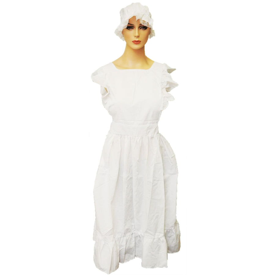 Pinafore Mob Cap - adult halloween costumes female Halloween costumes Halloween