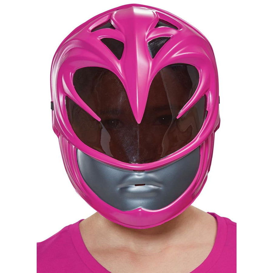 Pink Power Ranger 2017 Vac Mask Child - Costume Masks Halloween costumes