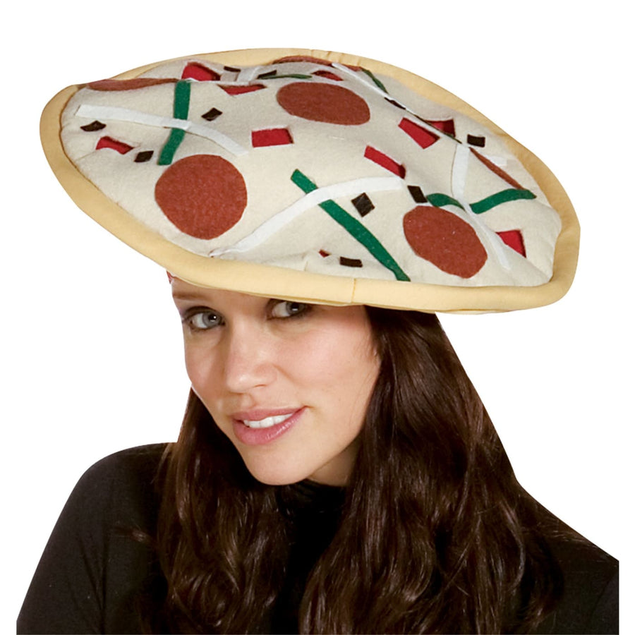 Pizza Hat - Halloween costumes