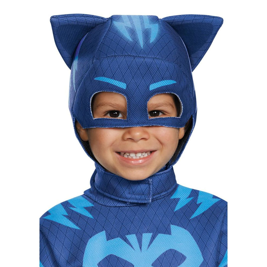 Pj Catboy Deluxe Mask Child - Costume Masks Halloween costumes Halloween Mask