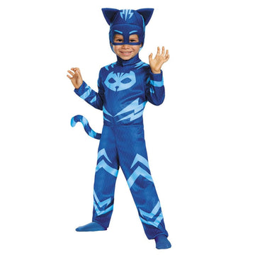 Pj Masks Catboy Classic Toddler Costume 2T - Halloween costumes JP Masks Toddler
