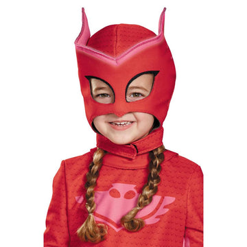 Pj Masks Owlette Deluxe Mask Child - Costume Masks Halloween costumes Halloween