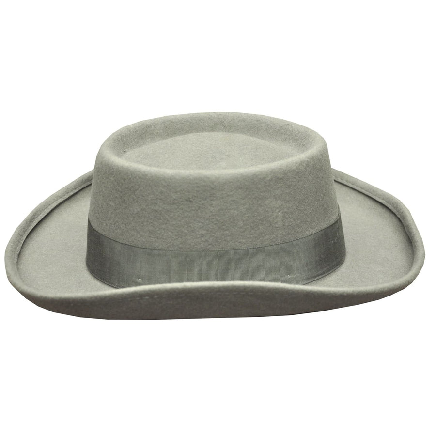 Planter Hat Grey Sm - Halloween costumes Hats Tiaras & Headgear