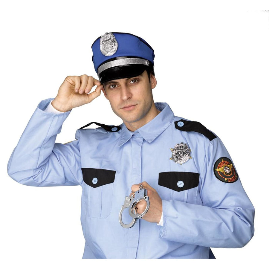 Policeman Instant Adult Costume Accessory Kit - adult halloween costumes Convict