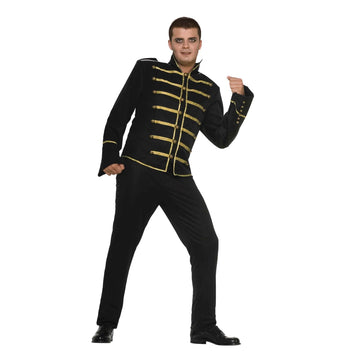 Pop King - 80s Costume adult halloween costumes halloween costumes male